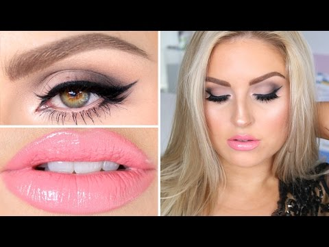 Sexy Flawless Bombshell Makeup Tutorial ? Shaaanxo #BrowBattle