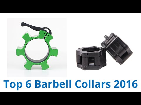 6 Best Barbell Collars 2016 - UCXAHpX2xDhmjqtA-ANgsGmw