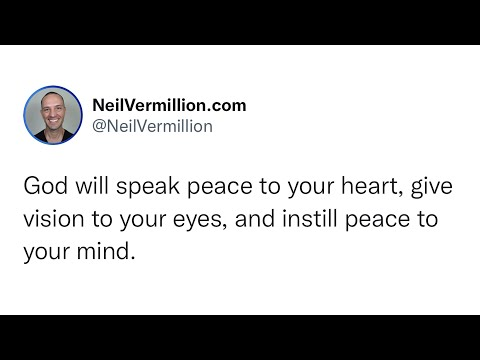 I Am Bringing Calm To All Your Storms - Daily Prophetic Word