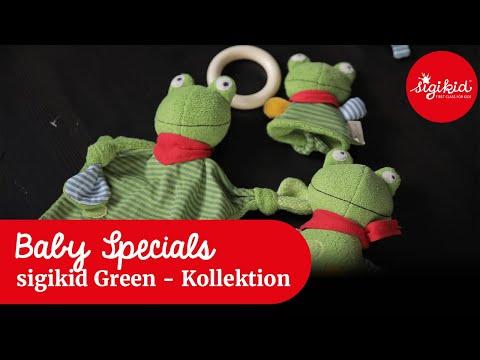 sigikid Green: neue Babygeschenke