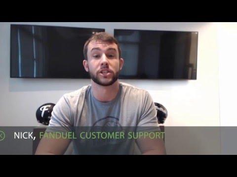 FanDuel Customer Support: FanDuel Points Explained