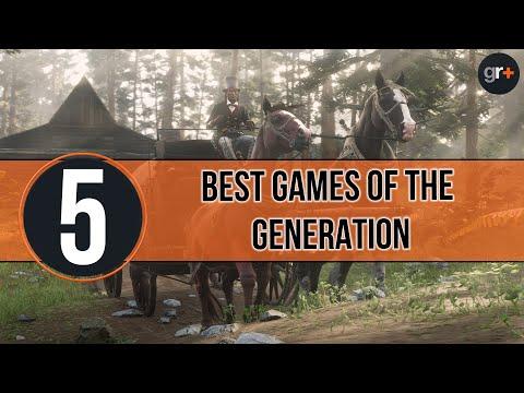 GamesRadar's best games of the generation