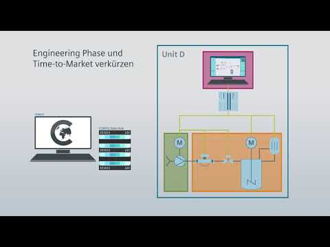 Empower your data value mit COMOS - Modularized Engineering