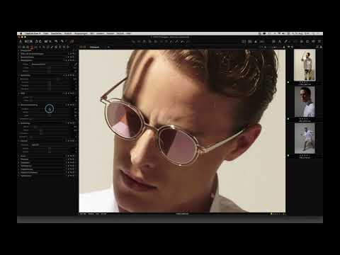 Capture One 11 Webinar | Color Grading für professionelle Fashion Editorials (DE)