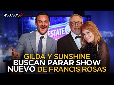 Francis Rosas podrían pararle su show de TV he ir preso por desacato ( Detalles )