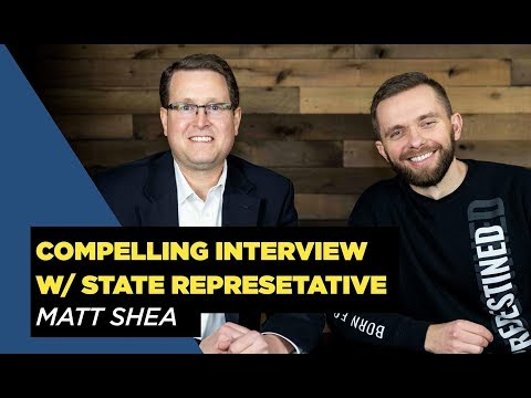 Compelling Interview with State Representative  Matt Shea