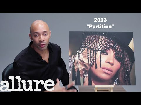 Beyoncé?s Makeup Artist Explains Her Iconic Music Video Looks | PART 1: 2013-Now | Allure