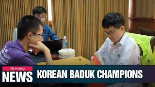 S. Koreans win senior and junior tournaments at World Youth Baduk Championship