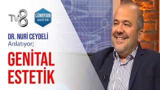 Dr. Nuri Ceydeli - Genital Estetik - TV8 Günaydın Doktor