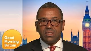 James Cleverly MP: No-Deal Brexit Warnings Are Worse Case Scenarios | Good Morning Britain