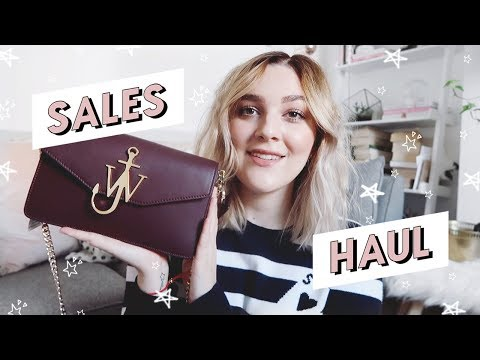 WHAT I BOUGHT ON BLACK FRIDAY | SALES HAUL | I Covet Thee Vlog