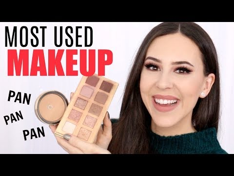 MAKEUP I'VE HIT PAN ON 2018    Beauty with Emily Fox - UCp3_Zq16GNd-uBVHM8hYQlg