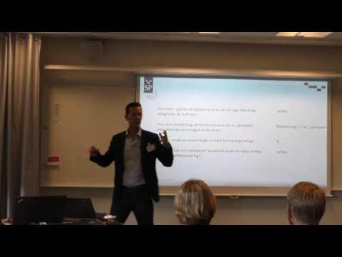Ragne Emardson - Hållbarhetsanalys av partierna