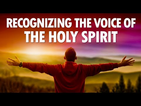 Recognizing the VOICE of the HOLY SPIRIT - Live Re-broadcast