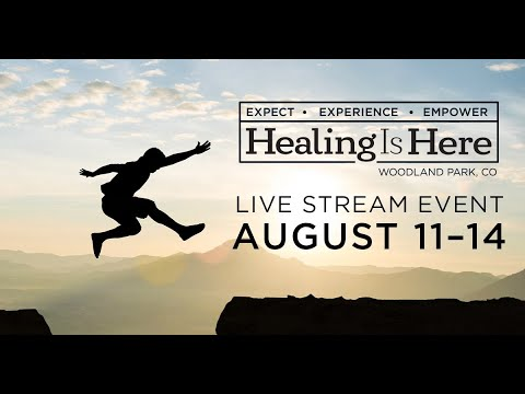 Healing Is Here 2020: Day 4, Morning Session