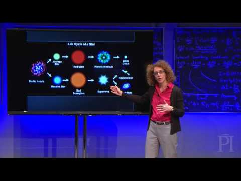 The Life Cycle of a Star: Victoria Kaspi at Perimeter Institute