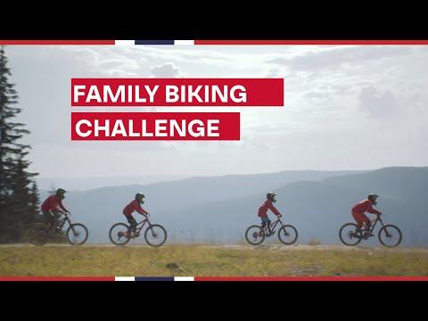 Hafjell Family Challenge   NORWAY