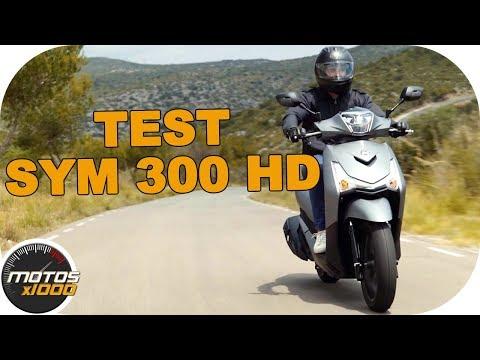 SYM 300 HD | Presentación y Toma de Contacto