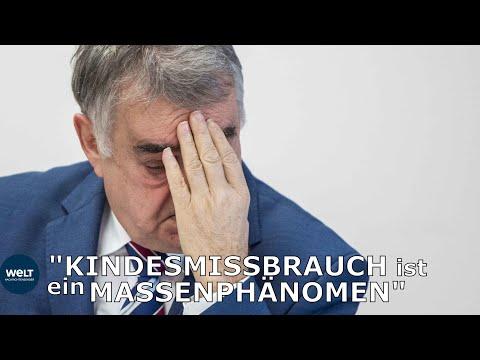 WELT DOKUMENT:  Statement von NRW-Innenminister Reul zu Lügde