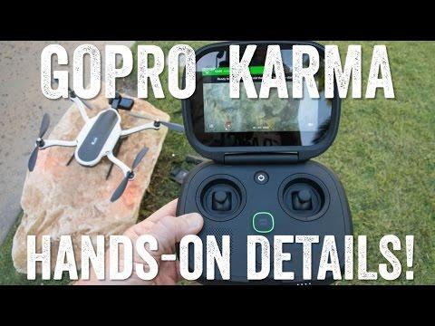 GOPRO KARMA DRONE: Hands-on! - UC6y_DbpezOinlzHv8O092zw