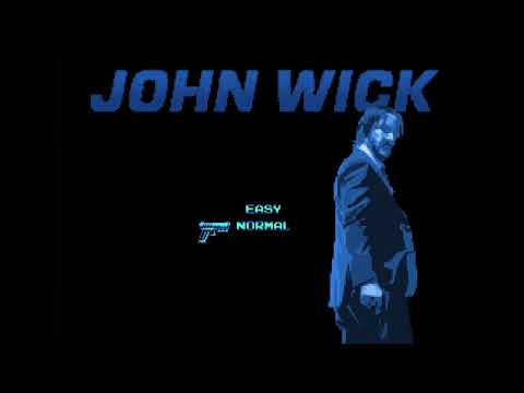 JOHN WICK (Retro game)