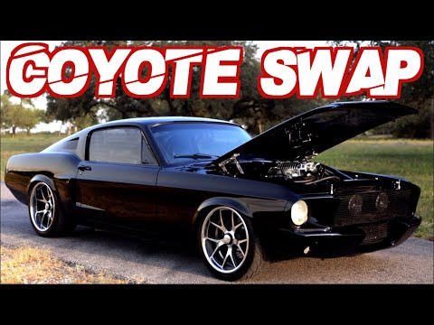 1968 Fastback Mustang Supercharged COYOTE Swap! (INCREDIBLE Restoration Build)