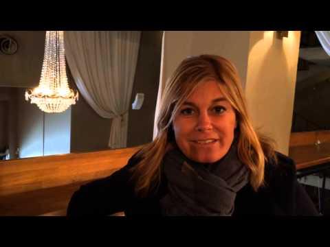 Pernilla Wahlgren om Förklädet på Göta Lejon - Say Hello från Ticnet