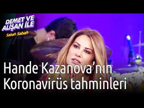 Demet ve Alişan ile Sabah Sabah | Astrolog Hande Kazanova'nın Koronavirüs Tahminleri