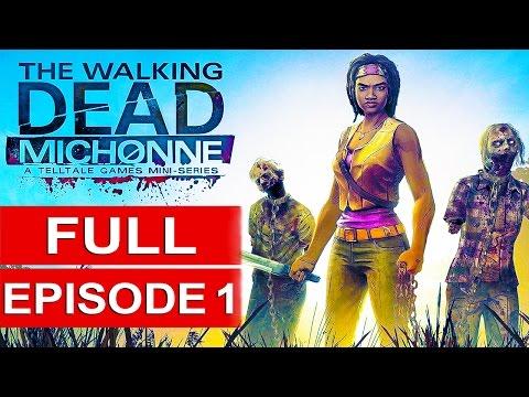 The Walking Dead Michonne Gameplay Walkthrough Part 1 [1080p HD] FULL EPISODE (ENDING) - UC1bwliGvJogr7cWK0nT2Eag