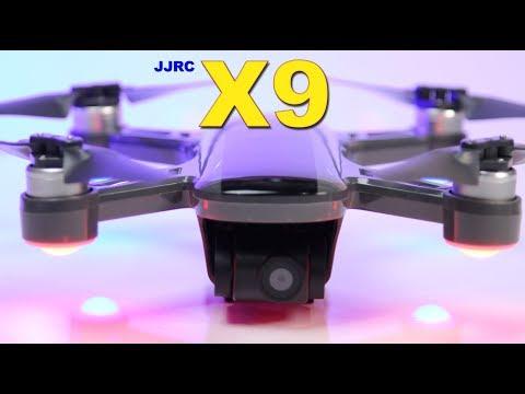 JJRC X9 - A Very Impressive Drone! - UCm0rmRuPifODAiW8zSLXs2A