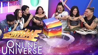 Contenders and defending champion Charisma Amor Manua - August 20, 2019 | Showtime Online Universe