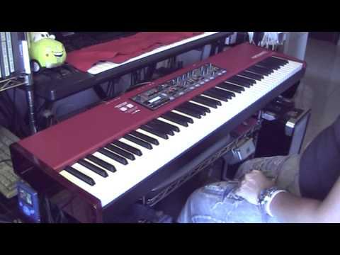 Nord Piano 2 - Demo  Program El.Piano by Andrea Girbaudo