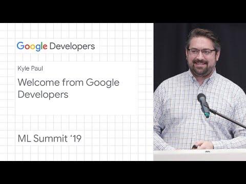 Welcome from Google Developers - Pittsburgh ML Summit '19 - UC_x5XG1OV2P6uZZ5FSM9Ttw