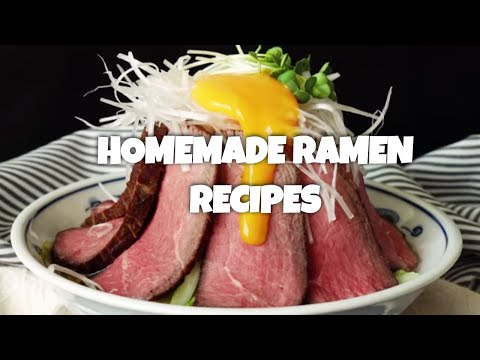 10 Soul-Warming Ramen Recipes You'll Want to Cozy Up With