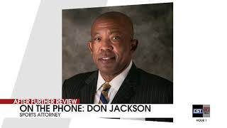 Attorney Don Jackson reacts to new NCAA transfer waiver standards