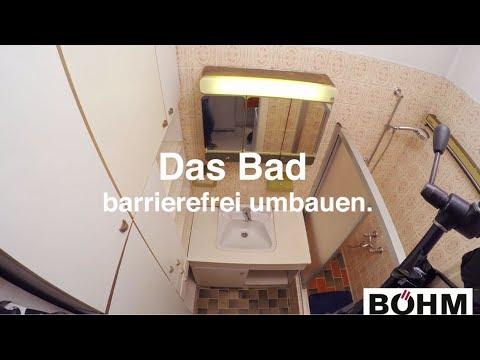 BÖHM Stadtbaumeister & Gebäudetechnik GmbH baut barrierefrei um - STRABAG