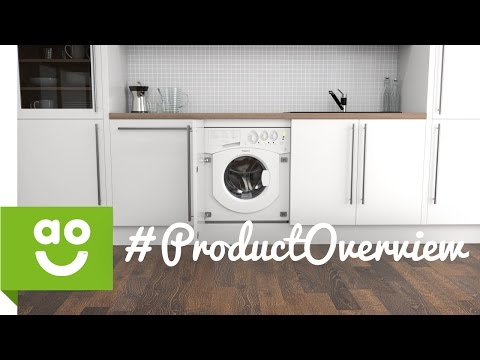 Hotpoint BHWMXL145 Integrated Washing Machine - AO.com Review