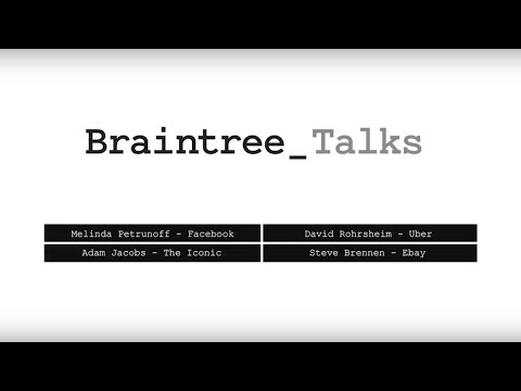 Braintree_Talks Sydney: Accelerants of Change