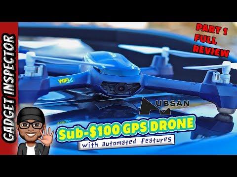 Hubsan H216A X4 Desire Pro Review | Budget FPV GPS Drone | PART 1 - UCMFvn0Rcm5H7B2SGnt5biQw