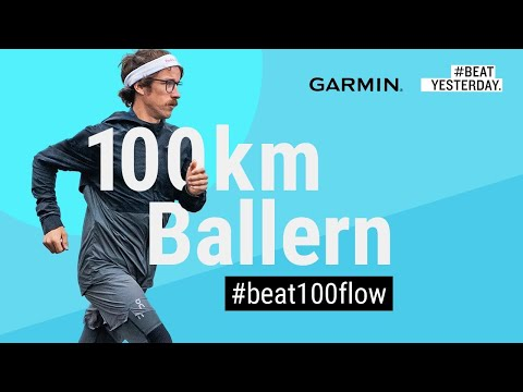 #beat100flow - Florian Neuschwander world record attempt