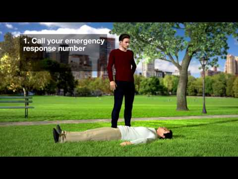 New Hands-Only CPR Instructional Video (2017)