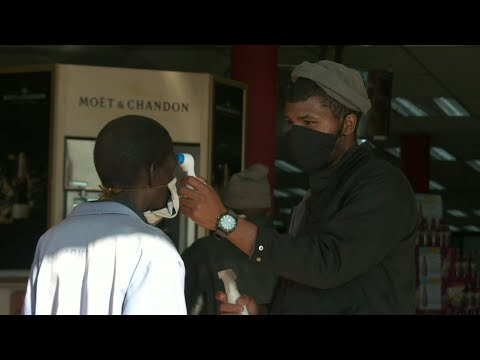 Coronavirus: Alcohol restrictions partially lifted in Johannesburg | AFP