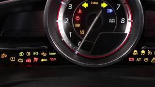 Mazda MX-5 RF – Segnalazioni luminose