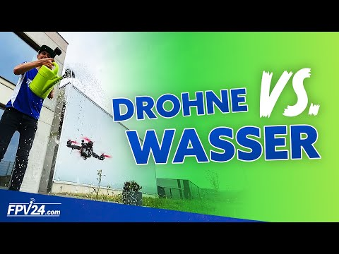 FPV Drohne WASSERFEST machen 💧 (EXTREM TEST) – Silikon Conformal Coating