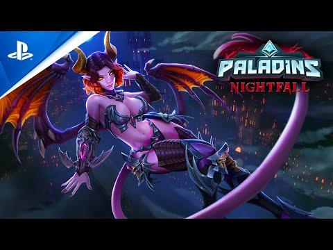 Paladins - Nightfall Event Pass | PS4