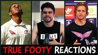AFL X, AFLW & Aus Vs SL Series | TRUE FOOTY REACTIONS