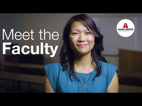 Meet the Faculty: Louise Huang, Ph.D.