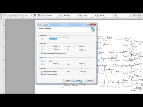 PSS®SINCAL Maximal Hosting Capacity (ICA) Add-on Module Demonstration
