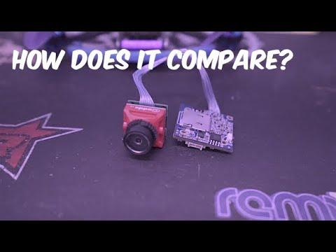 Caddx Turtlet - Side by Side comparison w/Runcam Split Mini - UCwu4SoMXdW300tuhA6SLxXQ