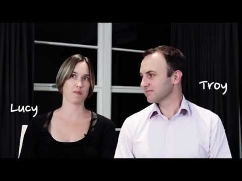 Testimonials: Troy and Lucy - cultural exchange of having an Au Pair / Nanny, Auckland.